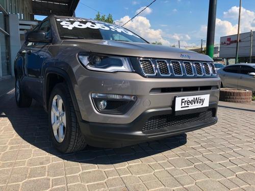 jeep compass sport 2.4l at6  2020 entrega inmediata