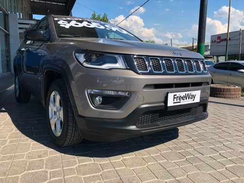 jeep compass sport 2.4l at6 2021 oportunidad ent. inmediata