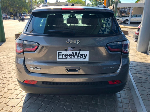 jeep compass sport 2.4l at6  2021 stock fisico