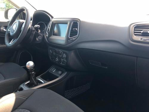 jeep compass sport 2.4l mt6 linea nueva 2020