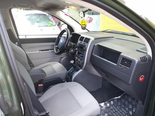 jeep compass sport 4x2 cvt 2007
