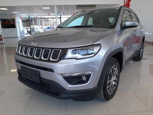 jeep compass sport at 0km