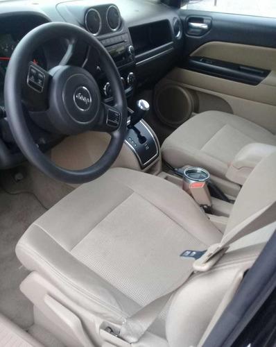 jeep compass sport at 4x2 cvt 2012