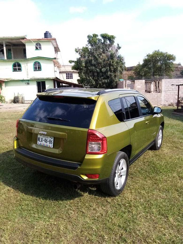 jeep compass sport at 4x2 cvt 2012