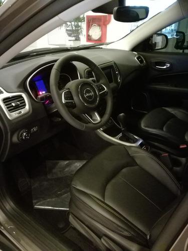 jeep compass sport at6 l/nueva! única c/cuero! ent/inmediata