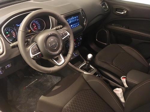 jeep compass sport m/t 6 4x2  tela  0km 2019