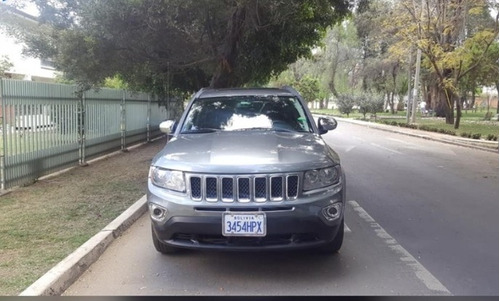 jeep  compass  version americana