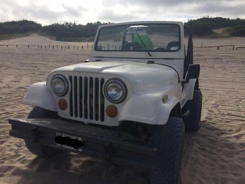 jeep dirección torino, continental 6c