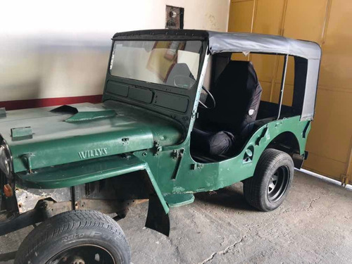 jeep doble faeton año1951 doble faeton