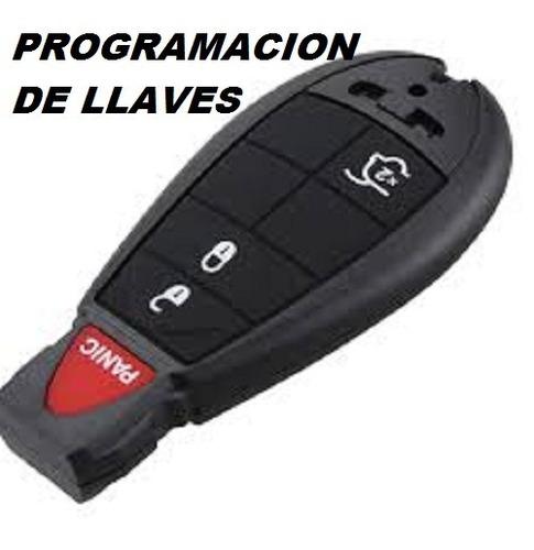 jeep, dodge, chrysler, servicio de programacion de llaves