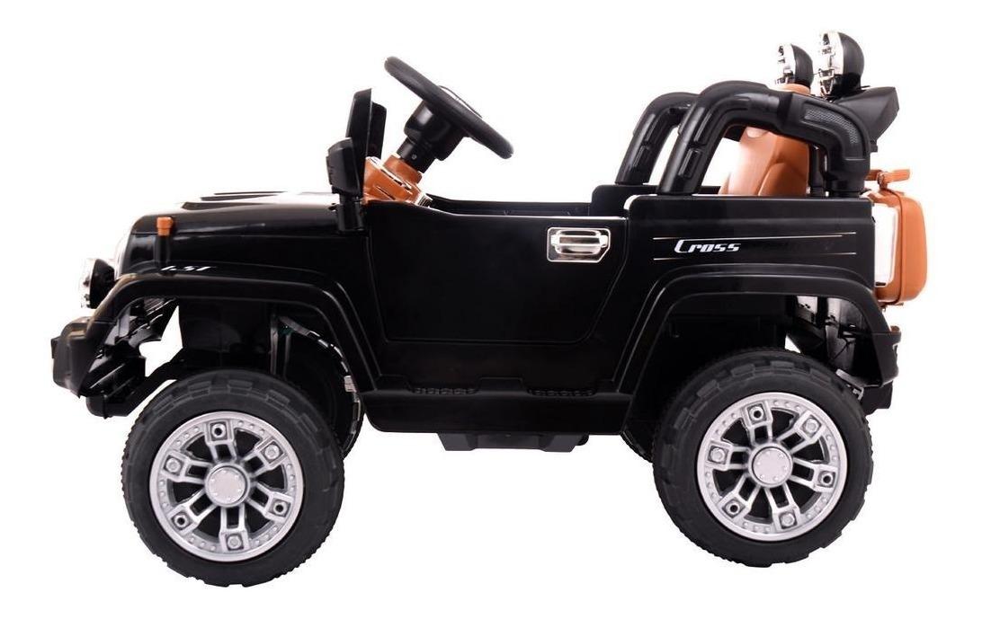 Jeep Electrico 12v Ninos Paseo Carro Bateria Control Remoto