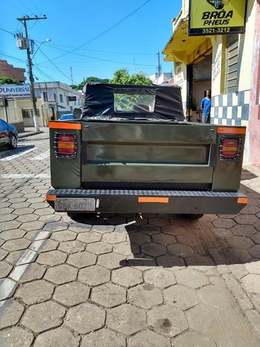 jeep engessa traçado, motor revisado topppp