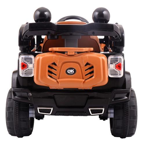 jeep estilo 12v niños paseo en batería de coche eléctrico
