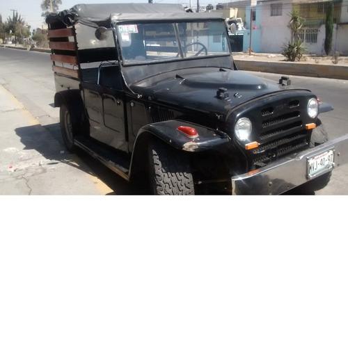 jeep fiat campagnola 1962 del ejercito