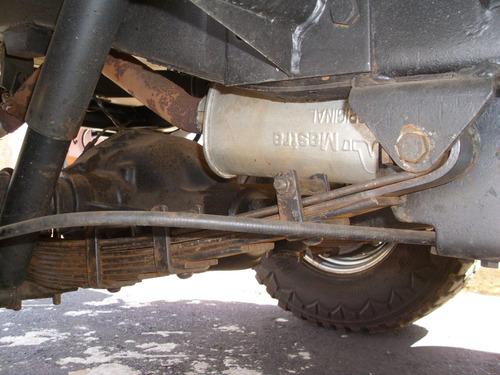 jeep ford willys 1978 restaurado