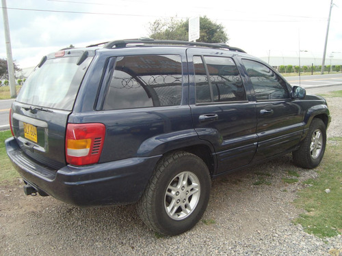 jeep gand cherokee blindada modelo 2000