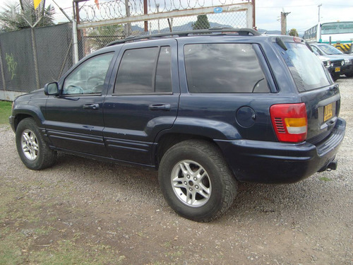 jeep gand cherokee blindada nivel 3