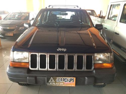 jeep gcherokee laredo 4.0 gasolina/gnv 1998