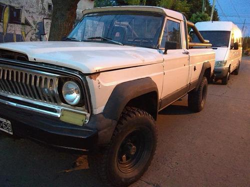 jeep gladiator 4x4