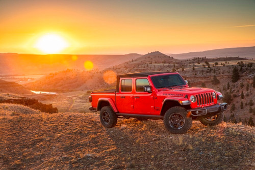 jeep gladiator rubicon 4x4  (precio leasing)
