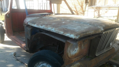 jeep gladietor motor tornado