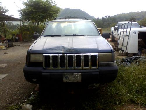 jeep gran cherokee 98 todo los repuestos