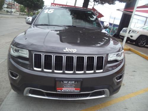 jeep gran cherokee limited v6 2015.
