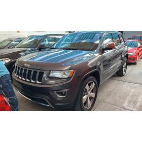 Jeep Gran Cherokee Ltd V6 2015