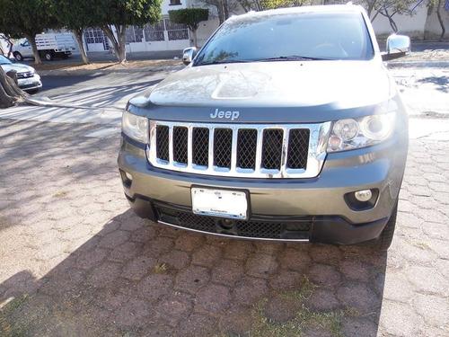 jeep gran cherokee overland 2012