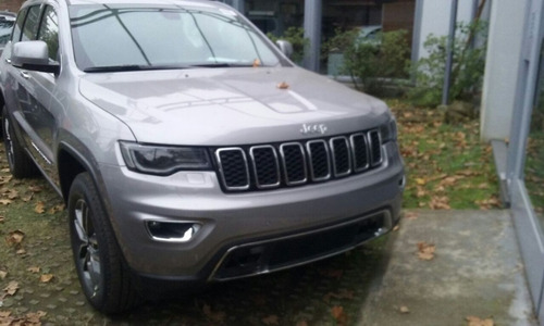 jeep gran cherokee overland  3.6l at 8 0km
