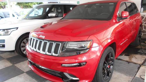 jeep gran cherokee srt8 2016 4x4 at 6.4 hemi