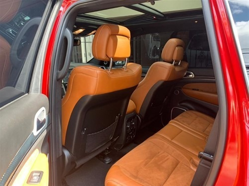 jeep gran cherokee  srt8 americana 4x4