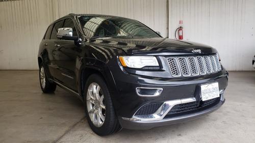 jeep gran cherokee summit 2015