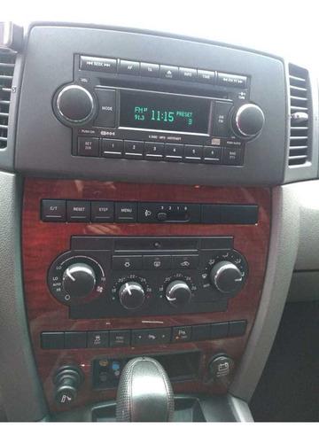 jeep grand che. 4.7 2006 autom. blindada ofertão s/entrada