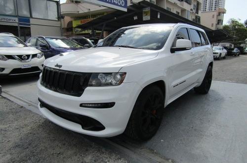 jeep grand cheroke srt8