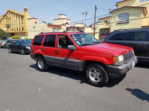 jeep grand cherokee 1997 3.6 laredo v6 4x2 mt