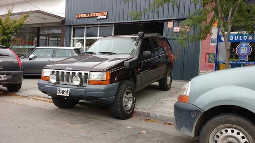 jeep grand cherokee 1997 laredo at gnc