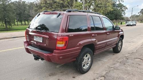 jeep grand cherokee 1998 4.0 laredo  4x4 5p