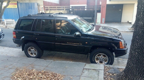 jeep grand cherokee 1998 5.2 v8 limited