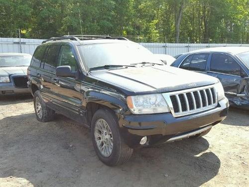 jeep grand cherokee: 1999-2004: antena