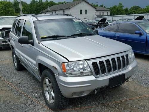 jeep grand cherokee: 1999-2004: pomo de palanca de cambio