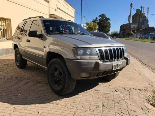 jeep grand cherokee 2000 3.1 limited scv