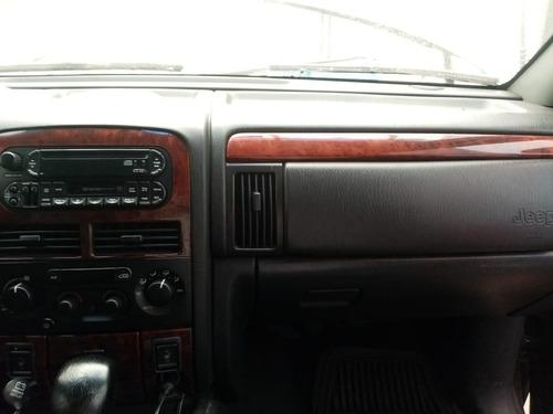jeep grand cherokee 2004 overland quadra-drive qc cd mt