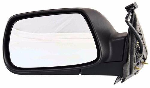 jeep grand cherokee 2005 - 2010 espejo izquierdo electrico @