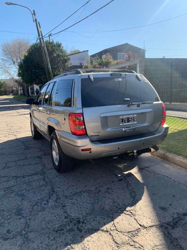 jeep grand cherokee 2005 2.7 crd limited automática