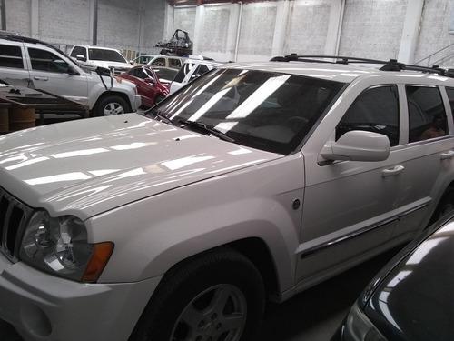 jeep grand cherokee 2007 overland 4x4 mt