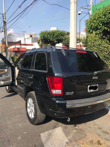 jeep grand cherokee 2008 5.7 limited premium v8 4x4 mt