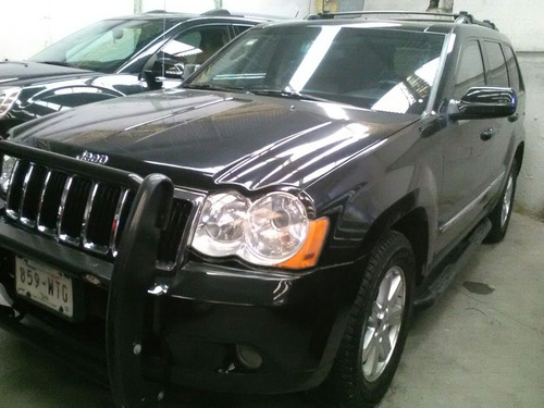 jeep grand cherokee 2009 limited premium v8 aa ee blindaje 3