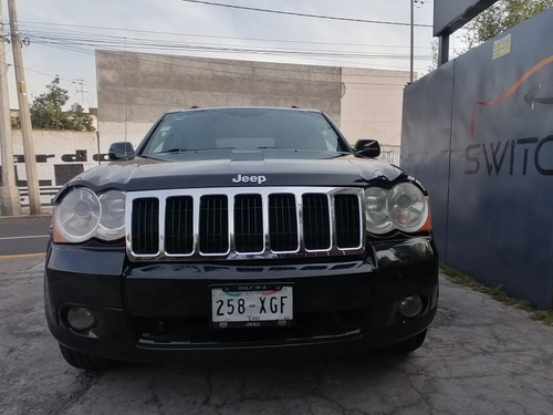 jeep grand cherokee 2010 5.7 limited premium v8 4x4 mt