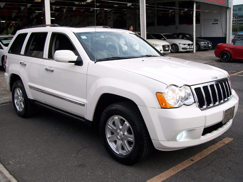 jeep grand cherokee 2010 limited